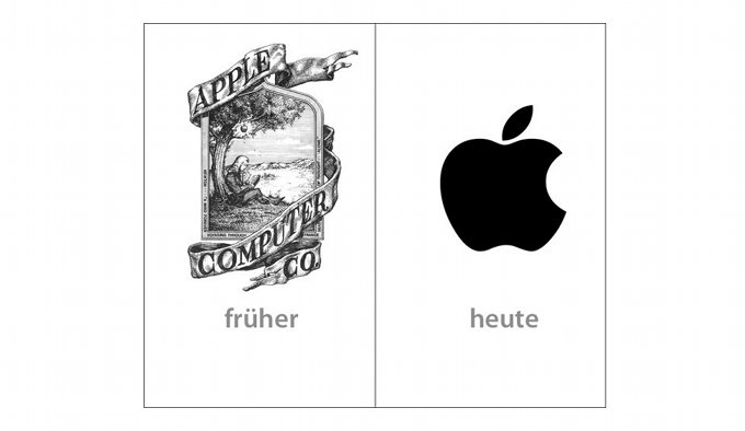 Screenshot Apple Logos www.internetworld.de